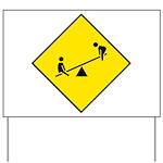 Playground Sign Yard Sign