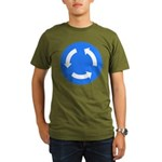 Roundabout Organic Men's T-Shirt (dark)
