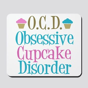 Cute Cupcake Mousepad