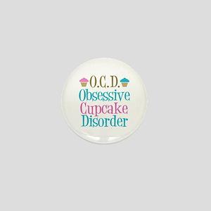 Cute Cupcake Mini Button