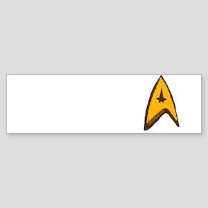 Star Trek Sticker (Bumper)