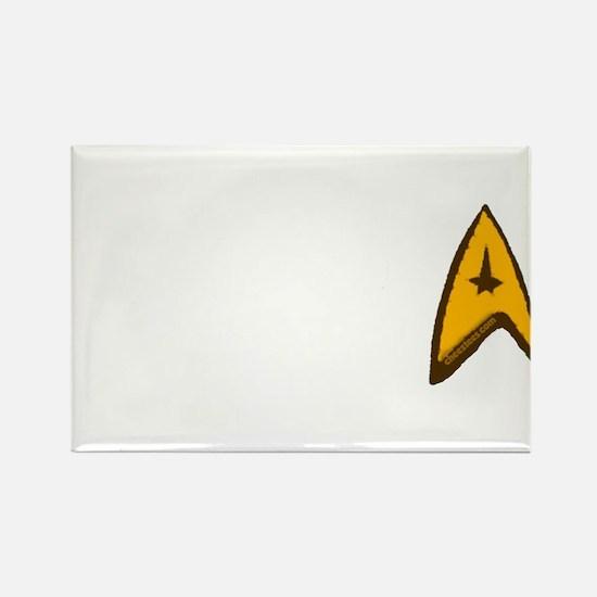 Star Trek Rectangle Magnet