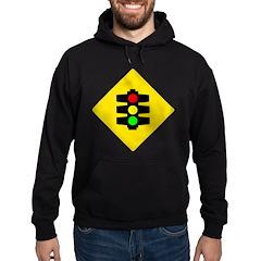 Traffic Light Hoodie (dark)