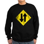 Two Way Traffic Sweatshirt (dark)