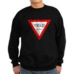 Yield to Temptation Sweatshirt (dark)