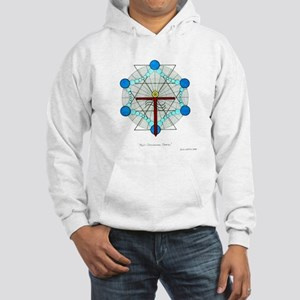 Multi-Dimensional Portal - Co Hooded Sweatshirt