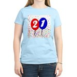 21st Birthday Women's Light T-Shirt