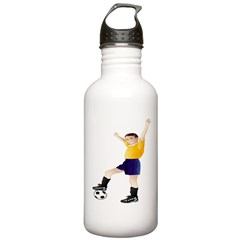 Soccer Lover Gifts Water Bottle