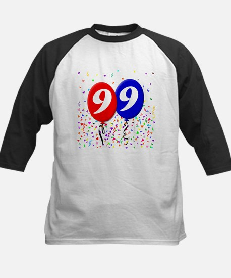 99th Birthday Kids Baseball Jersey