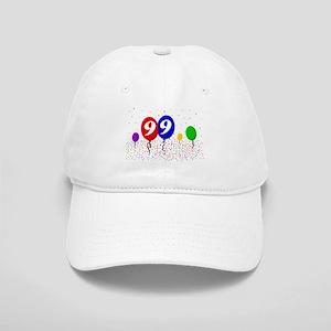 99th Birthday Cap