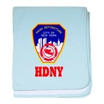 HDNY baby blanket
