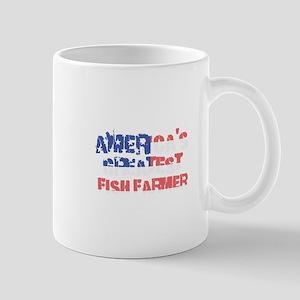 America's Greatest Fish Farmer Mugs