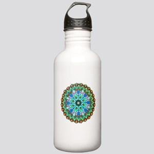Mandala-Color Stainless Water Bottle 1.0L