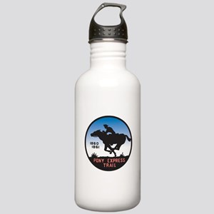 The Pony Express Stainless Water Bottle 1.0L