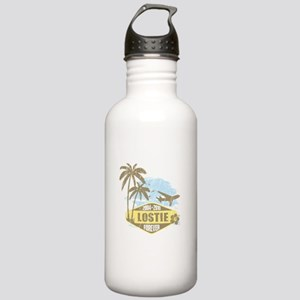 LOST - Lostie yellow Stainless Water Bottle 1.0L