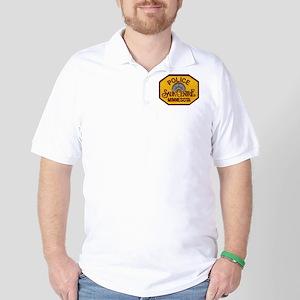 Sauk Centre Police Golf Shirt