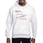 """""""PSB"""" Hooded Sweatshirt"""