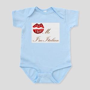 Sicilian Perfection Infant Bodysuit