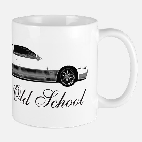 100 % Old School MKIII Mug