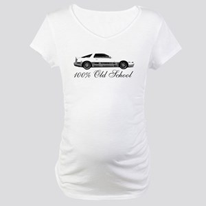 100 % Old School MKIII Maternity T-Shirt