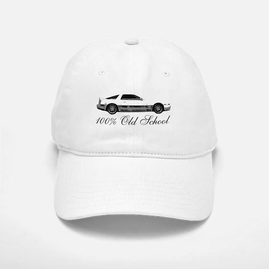 100 % Old School MKIII Baseball Baseball Cap