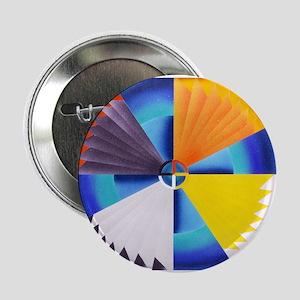 "God's Eye 2.25"" Button (10 pack)"