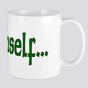 """'Tis Himself"" Mug"