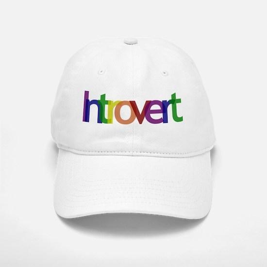 Introvert Colors Baseball Baseball Cap