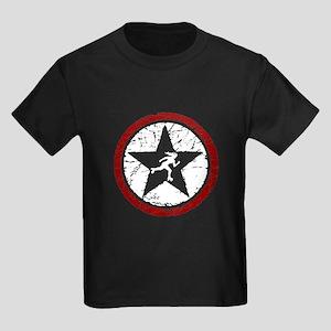 ROLLER DERBY JAMMER STAR Kids Dark T-Shirt