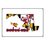 ILY Maryland Banner