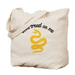 Don't Tread Grunge Tote Bag