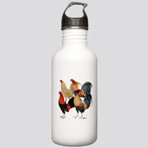 Four Gamecocks Stainless Water Bottle 1.0L