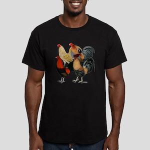 Four Gamecocks Men's Fitted T-Shirt (dark)