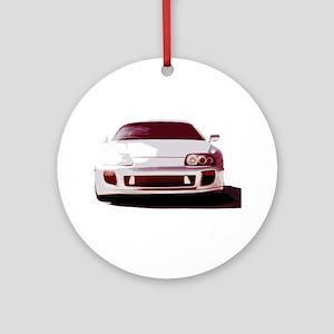 Smily MK4 Supra Ornament (Round)