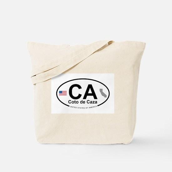 Coto de Caza Tote Bag