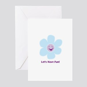 Let's Have Fun! Greeting Cards (Pk of 10)