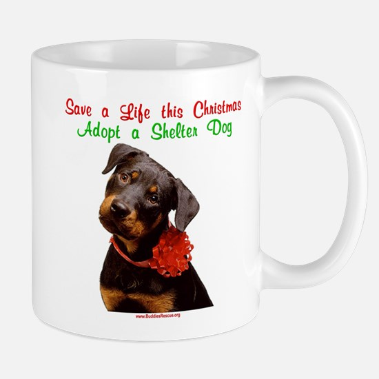Take Me Home for Christmas Mug