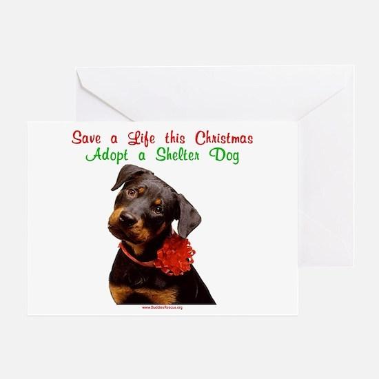 Take Me Home for Christmas Greeting Card