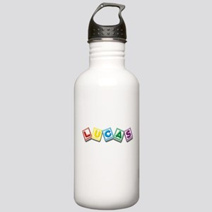 Lucas Stainless Water Bottle 1.0L