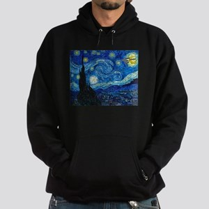 Starry Trek Night Hoodie (dark)