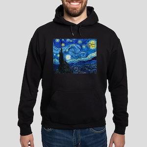 Starry Trek Night Hoodie (dark)