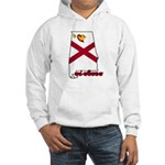 ILY Alabama Hooded Sweatshirt