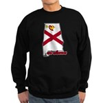 ILY Alabama Sweatshirt (dark)
