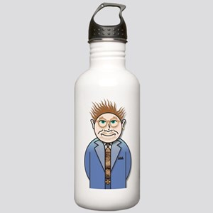 Jack the Late Nite dude Stainless Water Bottle 1.0
