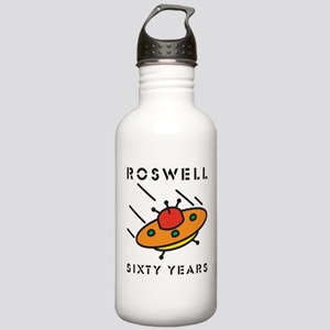 The 1947 Roswell UFO incident Stainless Water Bott