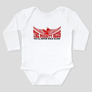 KopsRedArmy 2nd Reg. Long Sleeve Infant Bodysuit