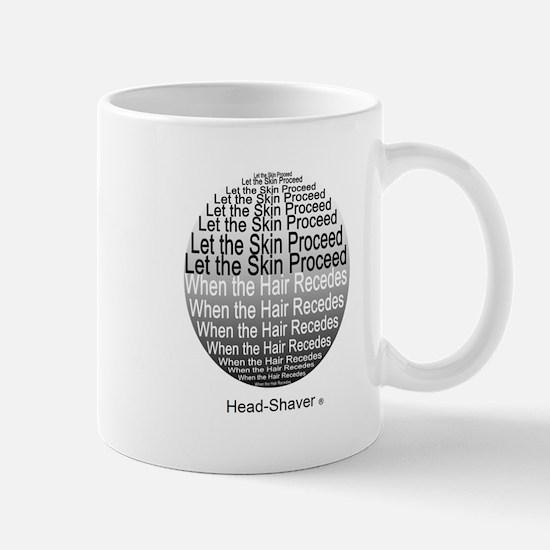 Head-Shaver Mug