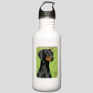 Dobermann 9R020D-054 Stainless Water Bottle 1.0L
