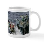 I save whales small mug