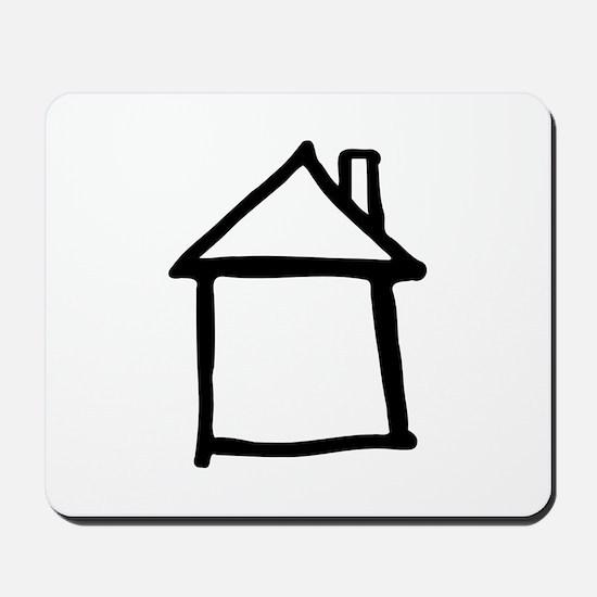 House Mousepad